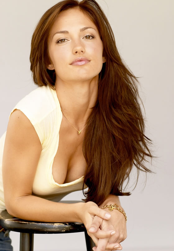 Photo Minka Kelly in bikini